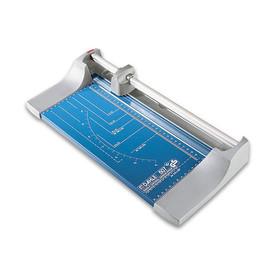 Schneidemaschine Roll- & Schnittschneider Schnittlänge 320mm, Schnitthöhe 0,8mm blau Dahle 00507 Produktbild