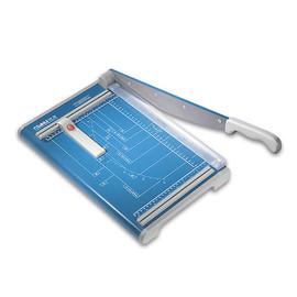 Schneidemaschine mit Hebel Schnittlänge 460mm, Schnitthöhe 1,5mm blau Dahle 00534 Produktbild