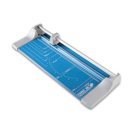 Schneidemaschine Roll- & Schnittschneider Schnittlänge 460mm, Schnitthöhe 0,6mm blau Dahle 00508 Produktbild