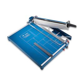 Schneidemaschine mit Hebel Schnittlänge 550mm, Schnitthöhe 3,5mm blau Dahle 00567 Produktbild