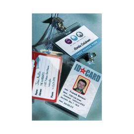 Laminierfolien Business Card 60x90mm 125µ glänzend GBC 3743157 (PACK=100 STÜCK) Produktbild