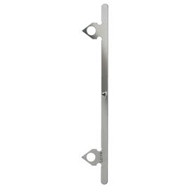 Broschüren-Einhänger für Standardlochung bis 50Blatt Metall Leitz 1755-00-00 (BTL=25 STÜCK) Produktbild