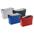 Hängemappenbox SWING 390x150x260mm ohne Deckel grau HAN 1900-11 Produktbild Additional View 5 S
