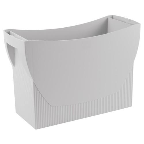 Hängemappenbox SWING 390x150x260mm ohne Deckel grau HAN 1900-11 Produktbild Additional View 1 L