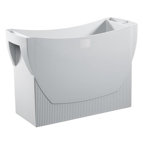 Hängemappenbox SWING 390x150x260mm ohne Deckel grau HAN 1900-11 Produktbild Additional View 6 L