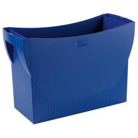 Hängemappenbox SWING 390x150x260mm ohne Deckel blau HAN 1900-14 Produktbild