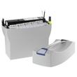Hängemappenbox SWING-PLUS 397x154x347mm mit Deckel grau HAN 1901-11 Produktbild Additional View 2 S