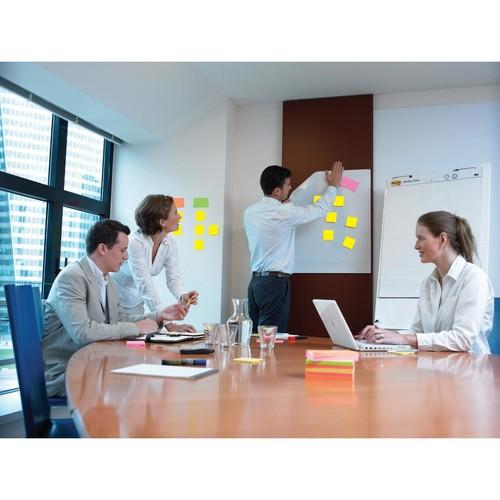 Haftfolie Post-it Meeting Charts 63,5x77,5cm 3M MC559 (PACK=30 BLATT) Produktbild