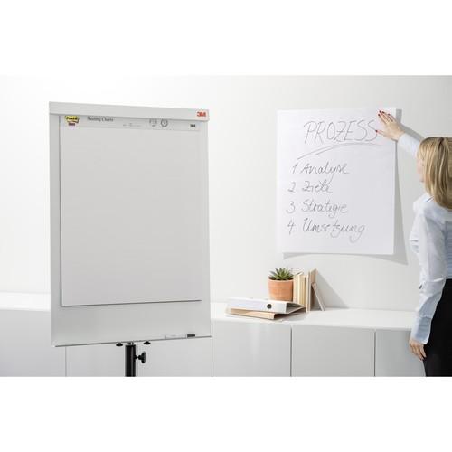Haftfolie Post-it Meeting Charts 63,5x77,5cm 3M MC559 (PACK=30 BLATT) Produktbild Additional View 3 L