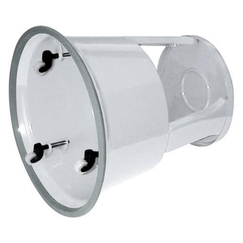 Rollhocker fahrbar Tragkraft 150kg lichtgrau Metall Wedo 212.137 Produktbild Additional View 1 L