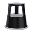 Rollhocker fahrbar Tragkraft 150kg schwarz Metall Wedo 212.101 Produktbild