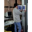 Sichttafelwandhalter FUNCTION WALL MODULE 10 leer für 10 Sichttafeln Durable 5674-10 Produktbild Additional View 3 S