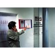 Sichttafeln SHERPA A4 für Tafelträger blauviolett Durable 5606-44 (PACK=5 STÜCK) Produktbild Additional View 4 S
