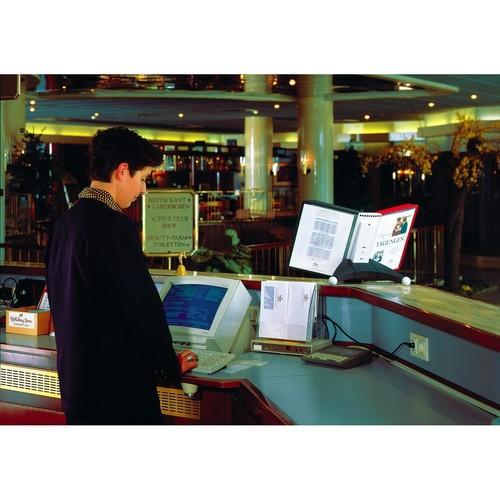 Sichttafeln SHERPA A4 für Tafelträger blauviolett Durable 5606-44 (PACK=5 STÜCK) Produktbild Additional View 7 L