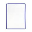 Sichttafeln SHERPA A4 für Tafelträger blauviolett Durable 5606-44 (PACK=5 STÜCK) Produktbild Additional View 2 S