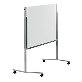 Moderationswand PREMIUM klappbar mobil 150x120cm weiß kartonkaschiert Legamaster 7-205000 Produktbild