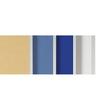 Moderationswand PREMIUM mobil 150x120cm blaugrau filzbespannt Legamaster 7-204200 Produktbild Additional View 3 S