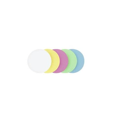 Moderationskarten Kreis klein ø 95mm farbig sortiert Legamaster 7-253199 (PACK=500 STÜCK) Produktbild Front View L