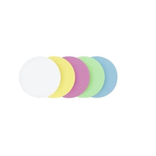 Moderationskarten Kreis mittel ø 140mm farbig sortiert Legamaster 7-253399 (PACK=500 STÜCK) Produktbild Front View L