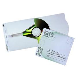 Versandtasche für 1 CD Durable 5211-02 (PACK=5 STÜCK) Produktbild