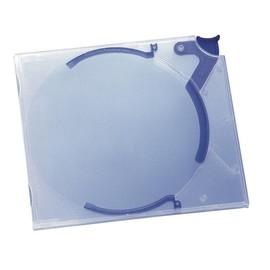Quickflip Standard für 1 CD/DVD blau Durable 5267-06 (PACK=5 STÜCK) Produktbild