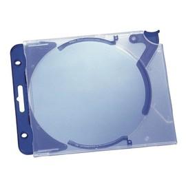 Quickflip Complete für 1 CD/DVD blau Durable 5269-06 (PACK=5 STÜCK) Produktbild