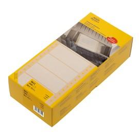 Endlosetiketten 88,9x35,7mm weiß 1-bahnig Zweckform 3611 (PACK=1000 STÜCK) Produktbild