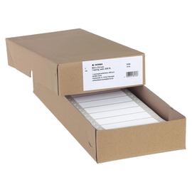 Endlosetiketten 88,9x23mm weiß 1-bahnig Herma 8160 (PACK=2000 STÜCK) Produktbild