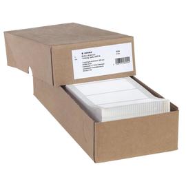 Endlosetiketten 88,9x48,4mm weiß 1-bahnig Herma 8204 (PACK=3000 STÜCK) Produktbild