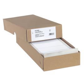 Endlosetiketten 111,76x48,4mm weiß 1-bahnig Herma 8166 (PACK=2000 STÜCK) Produktbild