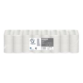Toilettenpapier 1-lagig / 400 Blatt /  Recycling / grau (PACK=64 ROLLEN) Produktbild