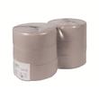 Toilettenpapier Jumbo Rollen 1-lagig / 9cm 525m / Ø25cm / Recycling / grau (PACK=6 ROLLEN) Produktbild
