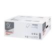 Handtuch Zickzack-V-Falz 1-lagig / 24,5x23cm / Recycling / natur (KTN=5000 STÜCK) Produktbild