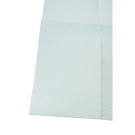 Handtuch DUNIWELL 4-lagig / 25x40cm / 2xgefalzt / weiß extra dick nicht spendierfähig (KTN=400 STÜCK) Produktbild