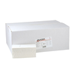 Handtuch Interfold Lang-W-Falz 2-lagig / 21x32cm / Zellstoff hochweiß (KTN=3200 STÜCK) Produktbild