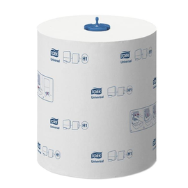 Handtuchrollen Tork Matic H1 Universal 1-lagig / hochweiß / 21cm / 280m / Ø19cm / Tork 290059 (PACK=6 ROLLEN) Produktbild