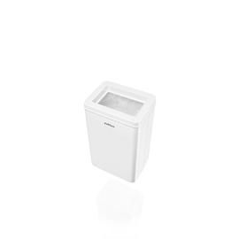 Abfallbehälter 50 Liter / weiß / Kunststoff / 390x640x290mm / Satino Produktbild