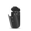 Damenhygiene-/Abfallbehälter 5 Liter / schwarz / Kunststoff / 380x194x160mm / Tork 564008 Produktbild Additional View 2 S