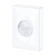 Hygienebeutelspender für  Kunststoffbeutel /weiß / Kunststoff / 100x139x275mm Produktbild