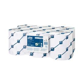 Handtuchrollen H14 19,5cmx160m 2-lagig weiß Tork 589229 (KTN=6 ROLLEN) Produktbild