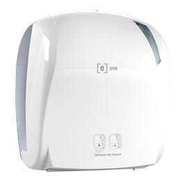 Sensor-Handtuchrollenspender e1 weiß / Kunststoff / 330x221x371mm / e one Produktbild