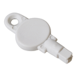 Autocut-Handtuchrollenspender e1 weiß / Kunststoff / 330x221x371mm / e one Produktbild Additional View 1 S