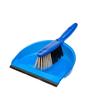 Kehrgarnitur mit Lippe / 2-teilig / farbig sortiert / Kunsthaar / Kunststoff Produktbild