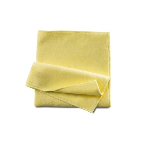 Mikrofasertuch Professional / 40x40cm / gelb Produktbild Front View L