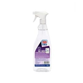 Schnelldesinfektionsspray BC-DES  1Liter / Eilfix (FL=1000 MILLILITER) Produktbild