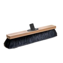 Saalbesen mit Quick-fest-Halter / 40cm / Haar-Mischung / Holz Produktbild