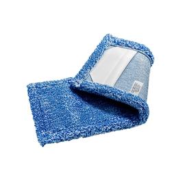 Wischmopp PREMIUM  50cm / blau meliert / Mikrofaser Produktbild