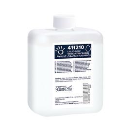 Seife antimikrobiell 500ml / weiß / Kartusche / Papernet (KTN=12 STÜCK) Produktbild