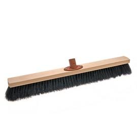 Saalbesen mit Quick-fest-Halter / 60cm / Haar-Mischung / Holz Produktbild
