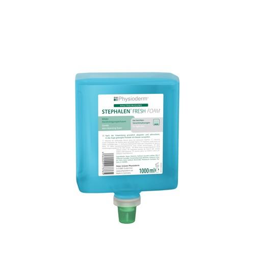 Schaumseife Stephalen Fresh Foam 1000ml / Neptuneflasche (FL=1000 MILLILITER) Produktbild Front View L